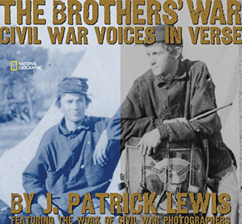 9781426300370: The Brothers' War: Civil War Voices in Verse