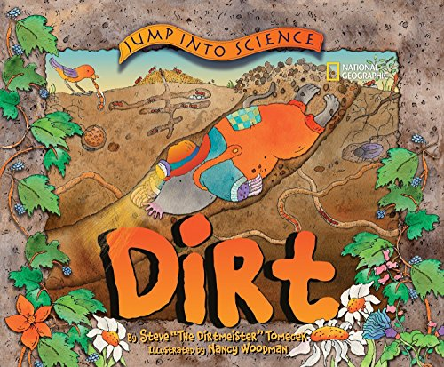 9781426300899: Dirt (Jump Into Science)