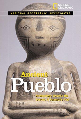National Geographic Investigates Ancient Pueblo: Archaeology Unlocks: Anita Croy
