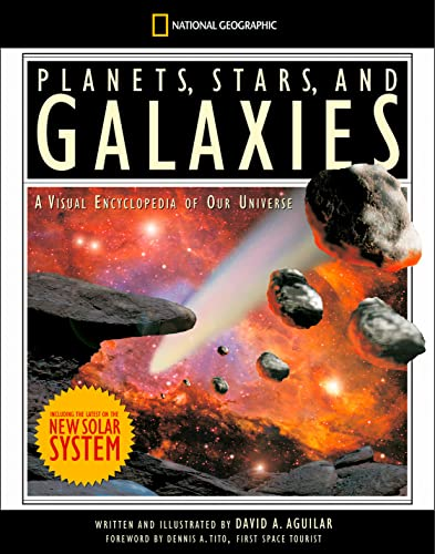 9781426301704: Planets, Stars, and Galaxies: A Visual Encyclopedia of Our Universe (Science & Nature)