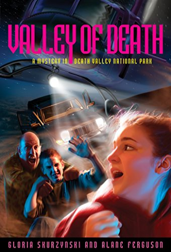 9781426301780: Valley of Death (Mysteries in Our National Parks)