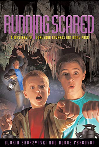 9781426301827: Running Scared: A Mystery in Carlsbad Caverns National Park (Mysteries in Our National Park)