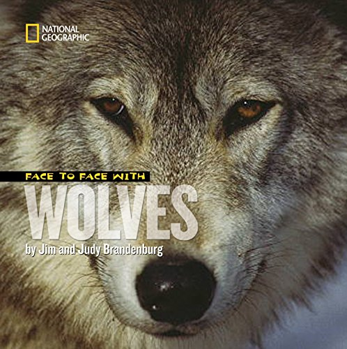 9781426302428: Face to Face With Wolves (Face to Face with Animals)