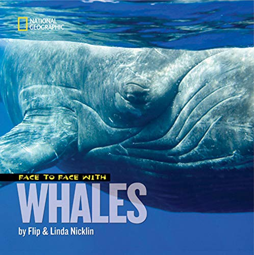 9781426302442: Face to Face With Whales (Face to Face with Animals)