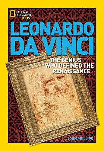 9781426302480: World History Biographies: Leonardo da Vinci: The Genius Who Defined the Renaissance (National Geographic World History Biographies)
