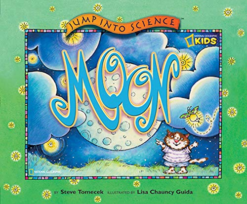 9781426302503: Jump Into Science: Moon