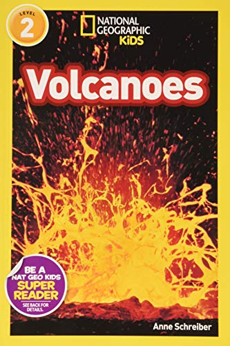 9781426302855: Volcanoes! (National Geographic Readers)