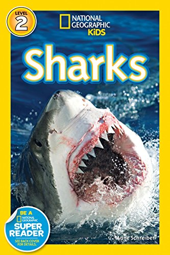 9781426302862: National Geographic Readers: Sharks! (Science Reader Level 2)