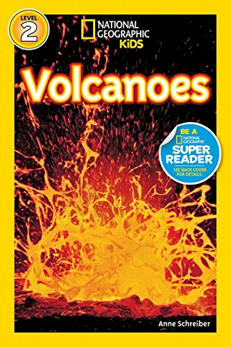 9781426302879: National Geographic Readers: Volcanoes!