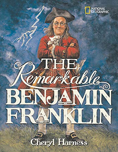 9781426302978: The Remarkable Benjamin Franklin
