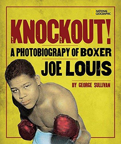 9781426303296: Knockout!: A Photobiography of Boxer Joe Louis (Photobiographies)