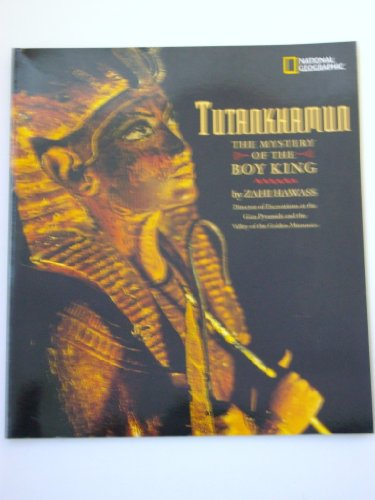 9781426303364: Tutankhamun: The Mystery of the Boy King