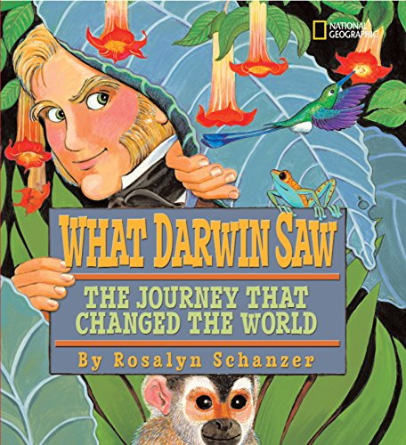 9781426303975: What Darwin Saw: The Journey That Changed the World