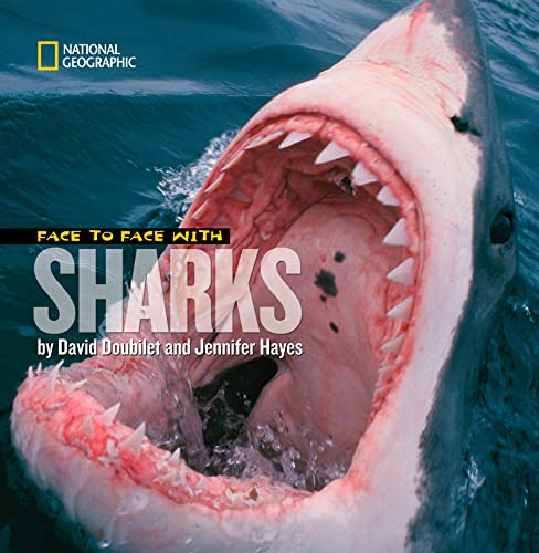 Face to Face with Sharks: Doubilet, David, Hayes,