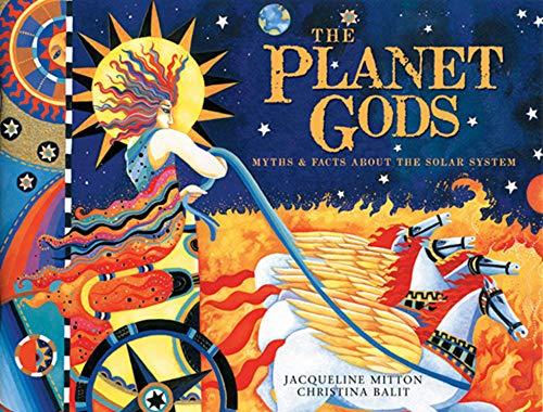 9781426304484: The Planet Gods: Myths and Facts about the Solar System