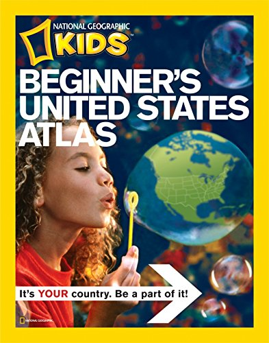 9781426305122: National Geographic Beginner's United States Atlas