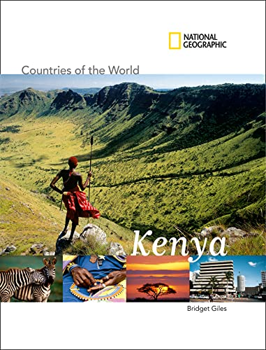 9781426305689: National Geographic Countries of the World: Kenya