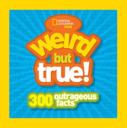 9781426305948: Weird But True!: 300 Outrageous Facts (Weird But True )