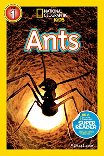 9781426306082: National Geographic Readers: Ants