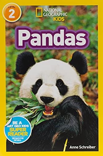 9781426306105: National Geographic Kids Readers: Pandas (National Geographic Kids Readers: Level 2)