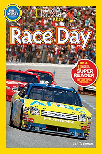 9781426306136: National Geographic Readers: Race Day!