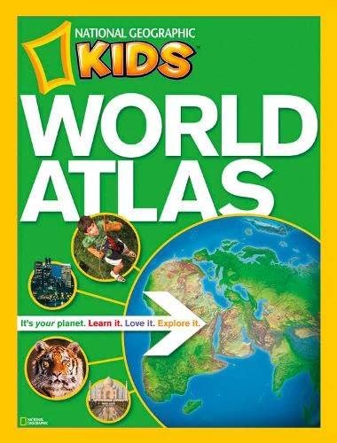 9781426306877: NG Kids World Atlas (National Geographic Kids World Atlas)