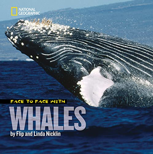 9781426306976: Face to Face with Whales (Face to Face with Animals)