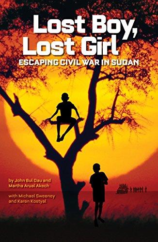 LOST BOY LOST GIRL: Escaping Civil War in Sudan: John Bul Dau