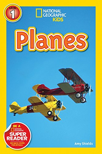 Planes by Amy Shields 2010 Hardcover