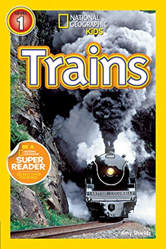 9781426307775: National Geographic Readers: Trains