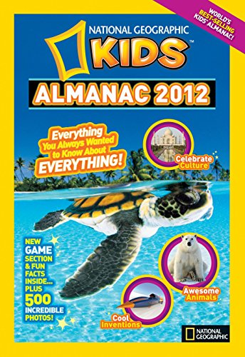 9781426307843: National Geographic Kids Almanac 2012