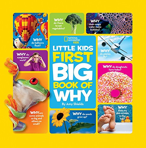 9781426307928: National Geographic Little Kids First Big Book of Why (National Geographic Little Kids First Big Books)