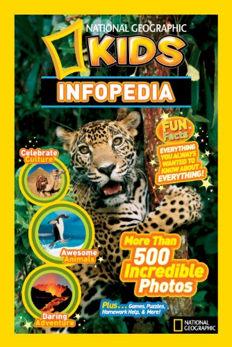 9781426307973: Ng Kids Infopedia
