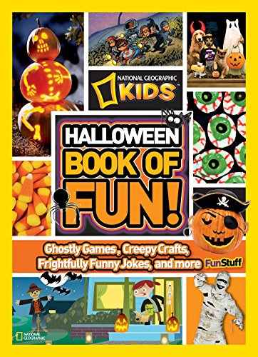 9781426308482: Halloween Book of Fun! (National Geographic Kids)