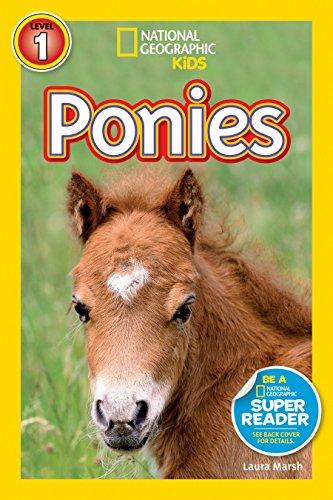 9781426308499: National Geographic Readers: Ponies