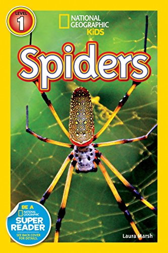 9781426308512: National Geographic Kids Readers: Spiders (National Geographic Kids Readers: Level 1 )