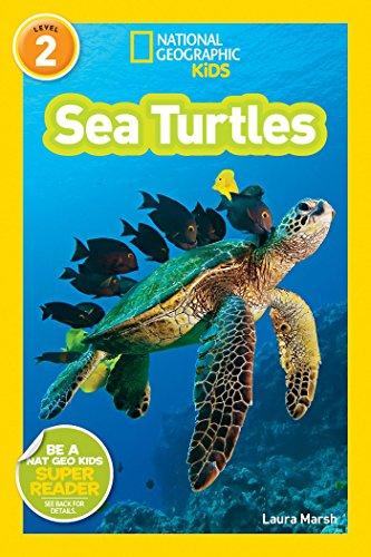 9781426308536: National Geographic Kids Readers: Sea Turtles (National Geographic Kids Readers: Level 2 )