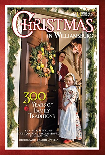 9781426308673: Christmas in Williamsburg: 300 Years of Family Traditions
