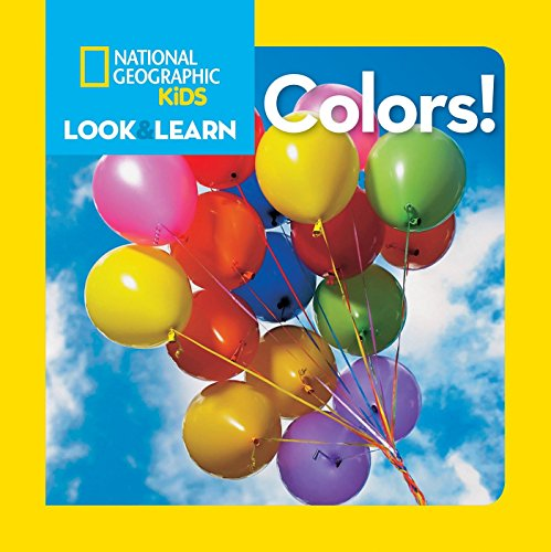 9781426309298: National Geographic Kids Look and Learn: Colors! (National Geographic Little Kids Look and Learn)