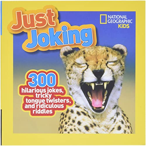 National Geographic Kids Just Joking: 300