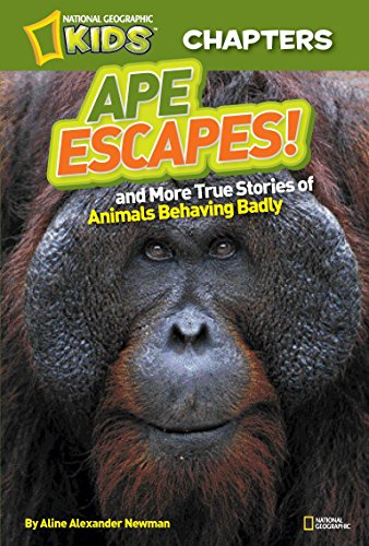 Ape Escapes!: And More True Stories of Animals Behaving Badly (National Geographic Kids Chapters): ...