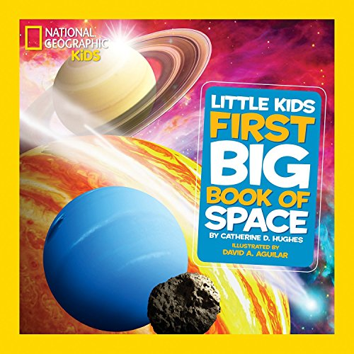 9781426310157: First Big Book of Space (National Geographic Little Kids First Big Books)