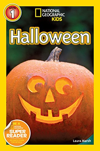 9781426310348: National Geographic Kids Readers: Halloween (National Geographic Kids Readers: Level 1)