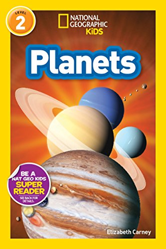 9781426310362: National Geographic Readers: Planets