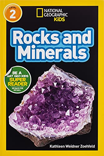 9781426310386: National Geographic Readers: Rocks and Minerals