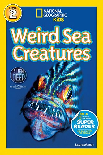 9781426310485: National Geographic Readers: Weird Sea Creatures