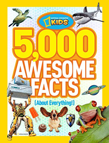 9781426310508: 5,000 Awesome Facts (About Everything!) (National Geographic Kids)
