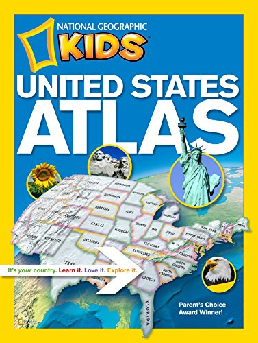 9781426310522: United States Atlas (National Geographic Atlas)