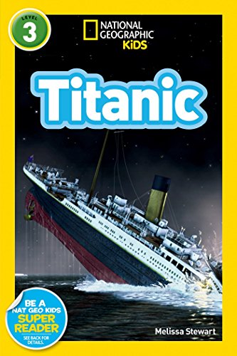 9781426310607: National Geographic Readers: Titanic