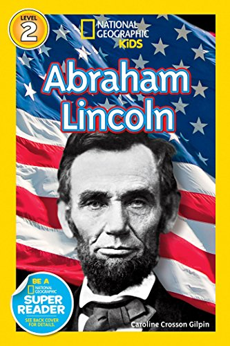 9781426310850: National Geographic Readers: Abraham Lincoln (Readers Bios)